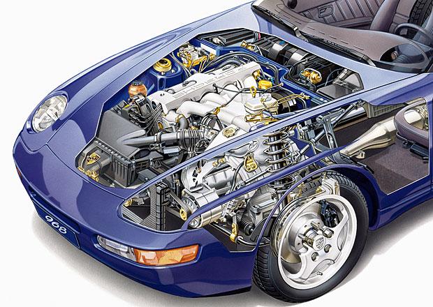 Exotické motory: Šestiválcová šestnáctistovka nebo V12 se čtyřmi turby