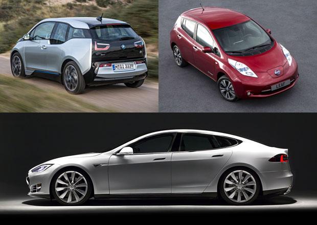 Nekupujte ojeté elektromobily, radí Consumer Reports