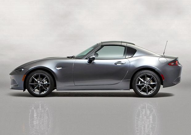 MX-5 RF: Mazda má targu! (+video)
