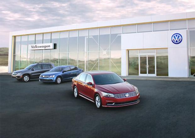 Američtí prodejci VW požadují kompenzace za skandál s emisemi