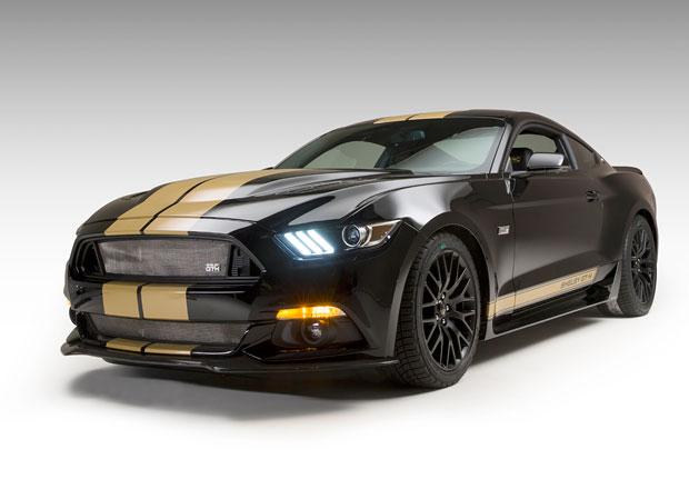 Ford Shelby GT-H: Specialitka pro půjčovny!
