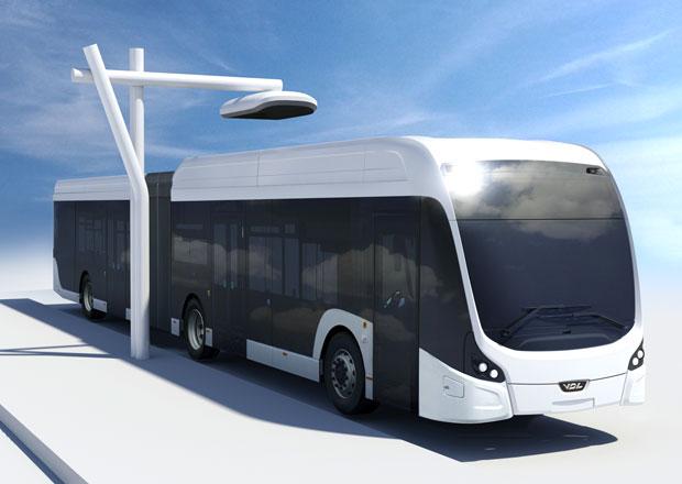 Nová dohoda výrobců o dobíjení elektrobusů