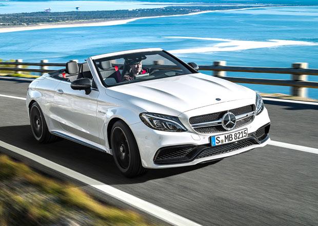 Mercedes-AMG C 63 Cabriolet jde ve stopách kupé