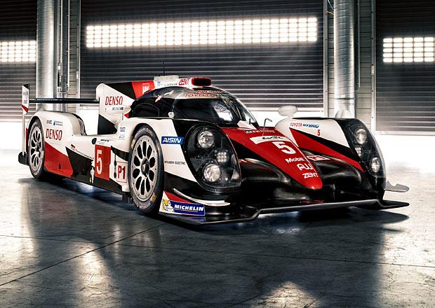 Toyota TS050: Japonsk� zbra� nejen pro Le Mans