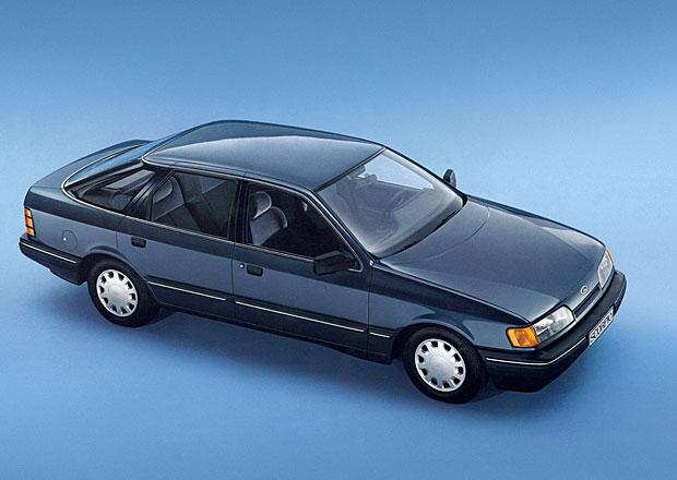 Evropsk� Automobily roku: Ford Scorpio (1986)