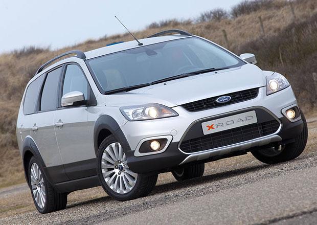 Ford chce v Evropě nabízet víc crossoverů