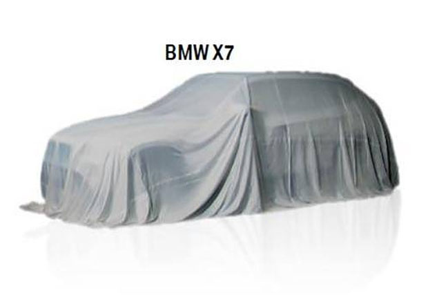 BMW postav� dv� verze velk�ho SUV X7, rodinnou a luxusn�