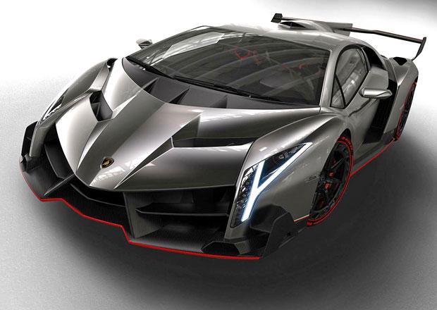 Lamborghini Veneno: První a druhé vyrobené kupé jsou k mání
