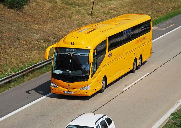 RegioJet: Nová marketingová značka autobusů Student Agency