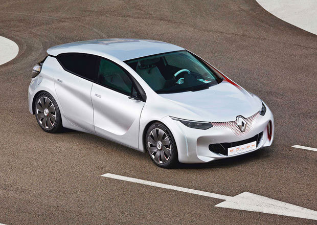 Renault Clio se z�ejm� do�k� hybridn�ho pohonu