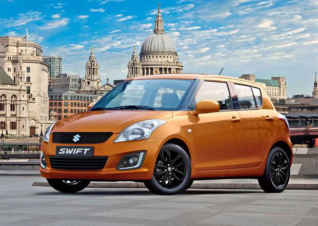 Suzuki Swift: Speci�ln� s�rie pro leto�n� rok stoj� necel�ch 266 tis�c korun