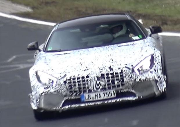 Mercedes-AMG GT Black Series bude. Stane se ale topmodelem?