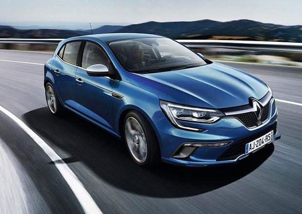 Renault Mégane R.S. 2018: 300 koní a čtyřkolka?