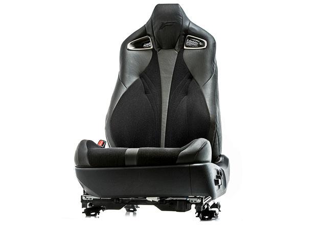 Lexus V-LCRO: Revoluční sedadlo pro sportovní modely F