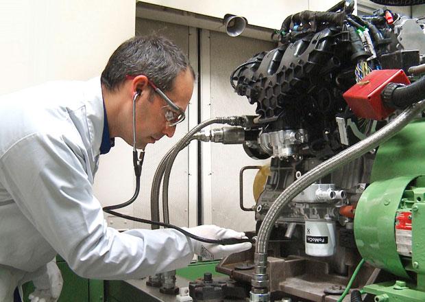 Motory Focusu RS prověřují naslouchači. Hledají mechanické vady (+video)