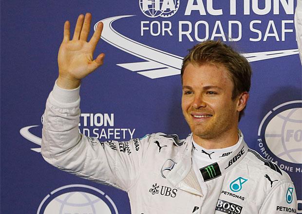 VC Bahrajnu F1 2016: Druhý triumf Rosberga, Vettel se nesvezl