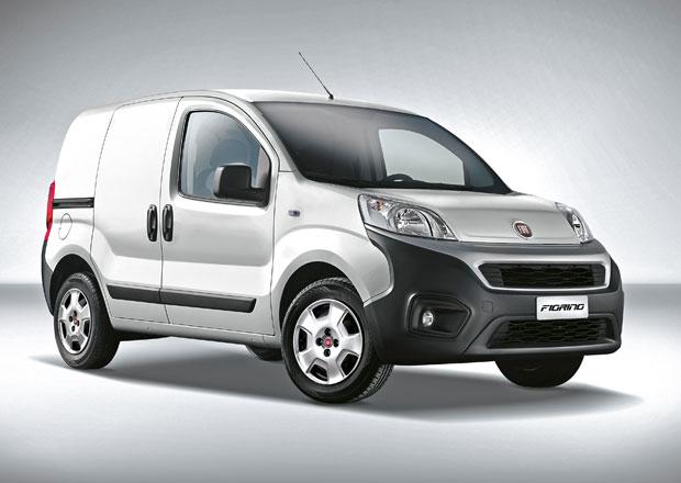 Fiat Fiorino: Omlazení designu i techniky