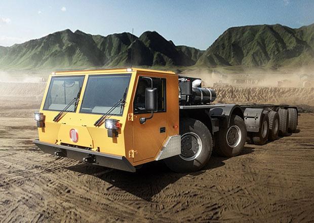 Automobilka Tatra loni dosáhla čistého zisku 390 milionů korun