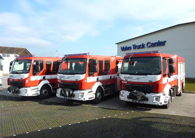 Volvo Trucks pro HZS hlavního města Prahy