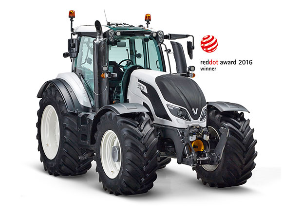 Valtra T234 uspěl v Red Dot Design Award 2016 (+video)