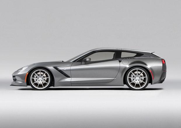 Callaway AeroWagen: Corvette jako stylov� shooting brake