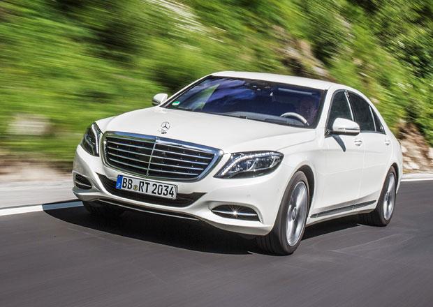 Mercedes m�l v b�eznu rekordn� prodej, pomohl trh v ��n�