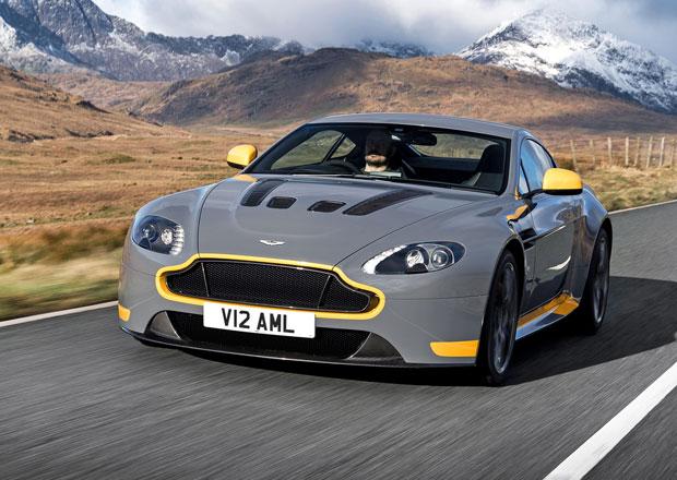 Aston Martin V12 Vantage S: Pro rok 2017 i s manuální převodovkou