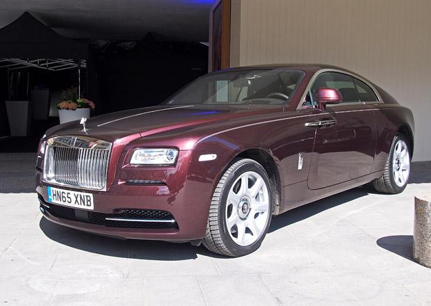 Rolls-Royce otevřel v Praze oficiální zastoupení
