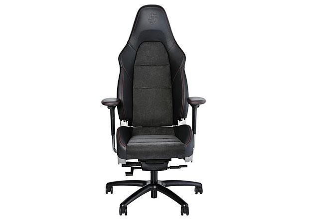 Porsche Office Chair RS: Devětsetjedenáctka do kanceláře