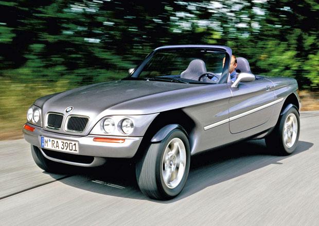 BMW Z18 (1995): Enduro na čtyřech kolech