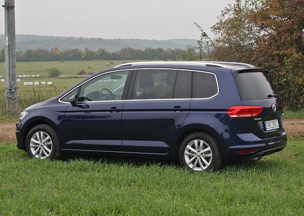 Volkswagen Touran dostal motor 1.8 TSI, u nás se však pravděpodobně neobjeví