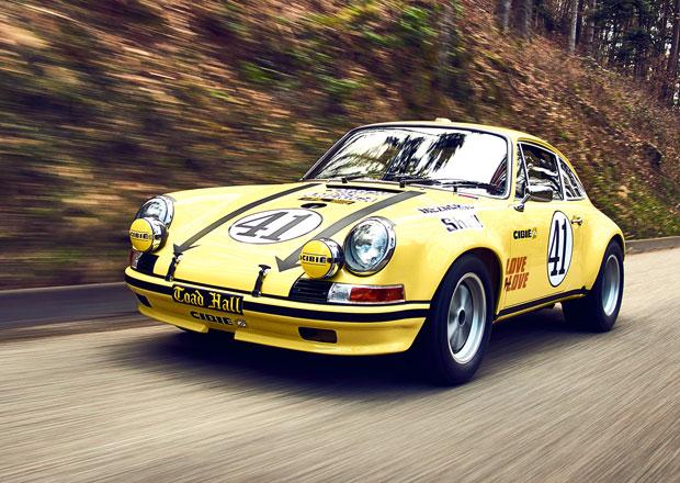 Porsche 911 S/T: Vítěz třílitrových GT v Le Mans 1972 vstal z mrtvých