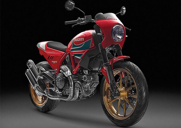 Ducati Scrambler Mike Hailwood Edition: Pocta z Thajska