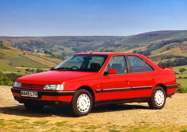 Seriál: Evropské Automobily roku. Peugeot 405 (1988): Pininfarina, Vatanen a Afrika...