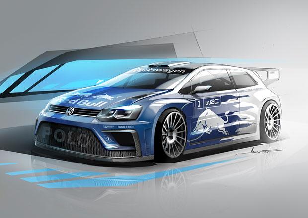 Volkswagen Polo R WRC: Soutěžní zbraň pro rok 2017 se odhaluje