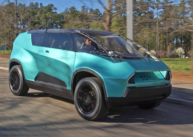 Toyota uBox: Šílený koncept crossoveru pro mladé