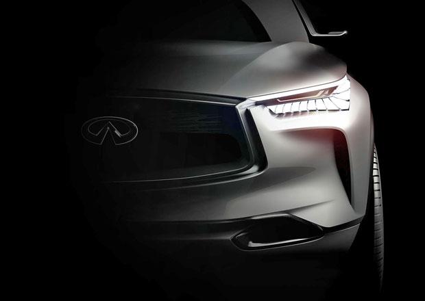 Infiniti QX Sport: Koncept nového SUV se začíná odhalovat