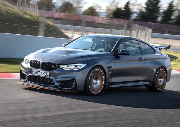 BMW M4 GTS: Speciál za 4,14 milionu vznikne jen pro 700 zákazníků