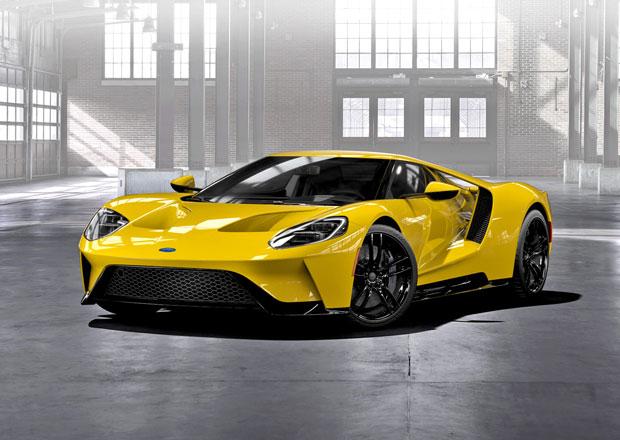 Ford začal přijímat objednávky na supersport GT, cena zatím nejistá