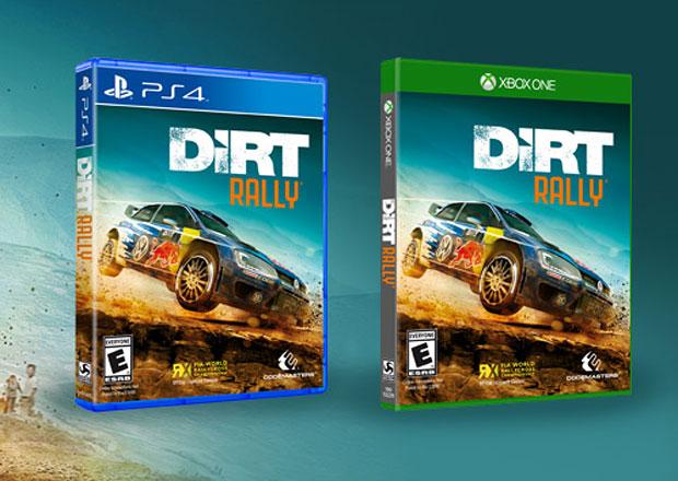 Počítačová hra Dirt Rally: Konečně něco pro soutěžáky!