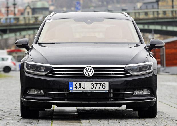 Dovozce aut VW do České republiky zdvojnásobil zisk na 732 milionů Kč