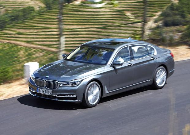 BMW zastavilo v USA prodej některých verzí sedmičkové řady