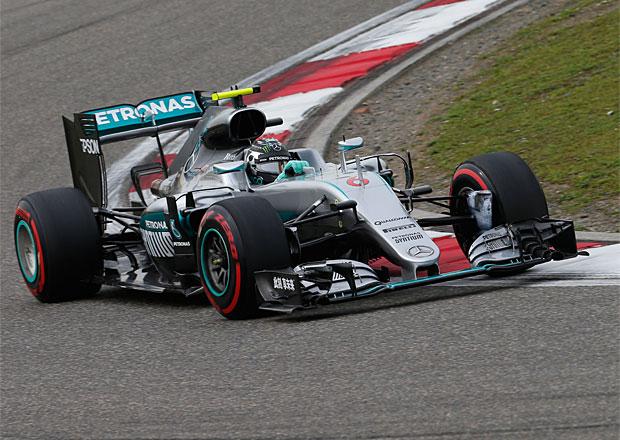 VC Číny F1 2016: V kvalifikaci nejrychlejší Rosberg, Hamilton nevyjel