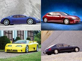 Bugatti a jeho modern� historie (1. d�l)