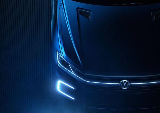 Volkswagen poprvé ukazuje fotky konceptu pro Peking. Je to nový Touareg?