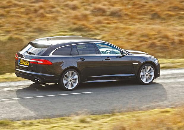 Jaguar se vzdá kombíků, místo nich nabídne SUV