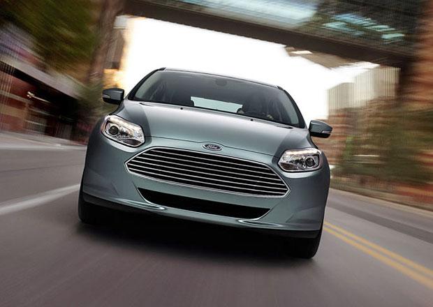 Ford nechce soupeřit s Teslou, bude vyrábět dostupné elektromobily