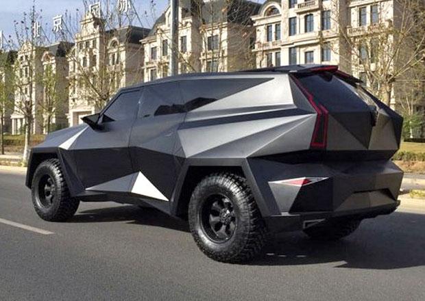 IAT-Auto představí v Pekingu koncept brutálního teréňáku