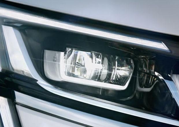 Renault začíná odhalovat velké SUV. Zatím ukazuje světlo