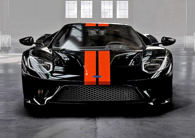 O Ford GT má zájem 7000 lidí. Takže minimálně 6500 z nich má smůlu...